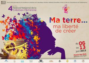 Festival national de la creation féminine
